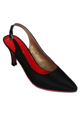CLAYMORE black Claymore High Heels S016 MZ - Black CL635SH78AQJID_1