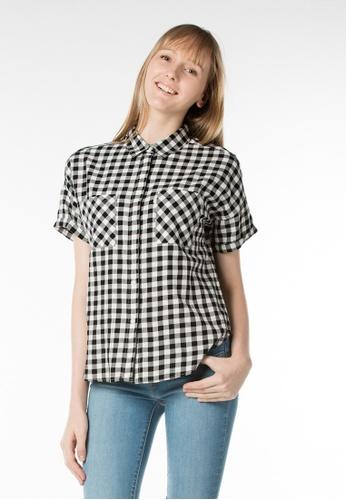 Levi's multi Holly Shirt LE843AA41JIGSG_1