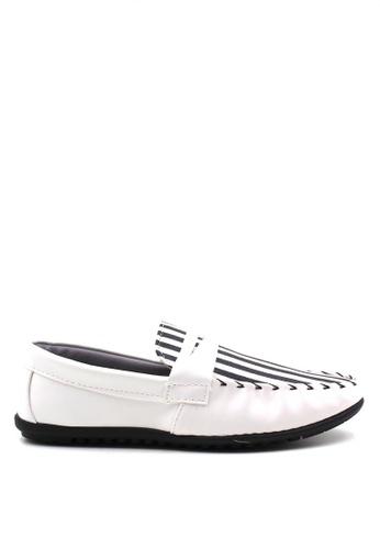 London Fashion black Lucky D01 Formal Shoes   LO229SH35ZKIPH_1