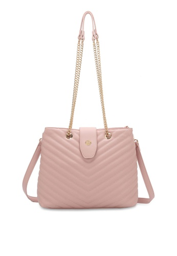 Volkswagen pink Women's Tote Bag / Sling Bag / Shoulder Bag 38D3FAC389F28BGS_1