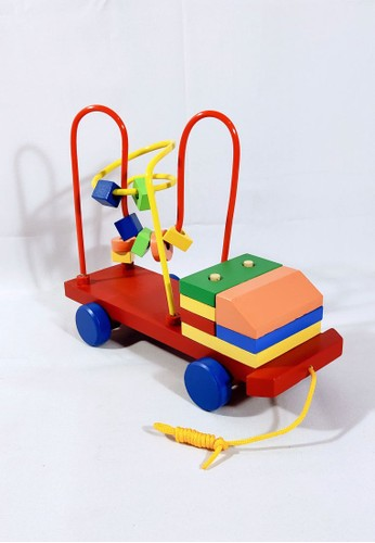 OMOCHA Wiregame Mobil Balok AC3D9TH82D9EFBGS_1
