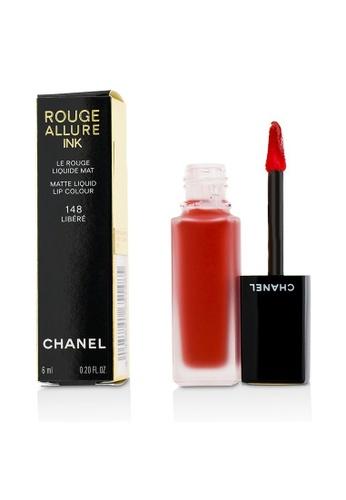 Chanel CHANEL - Rouge Allure Ink Matte Liquid Lip Colour - # 148 Libere 6ml/0.2oz 999A8BEF5301BCGS_1