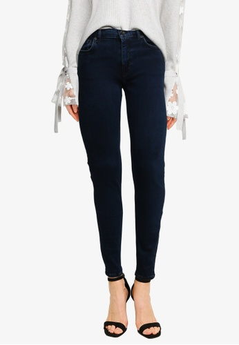 """French Connection blue R Rebound 30"""" Skinny Jeans CAE59AAD28E103GS_1"""
