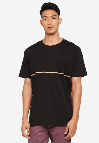 Cotton On black Dylan Tee 755A0AA93730A2GS_1