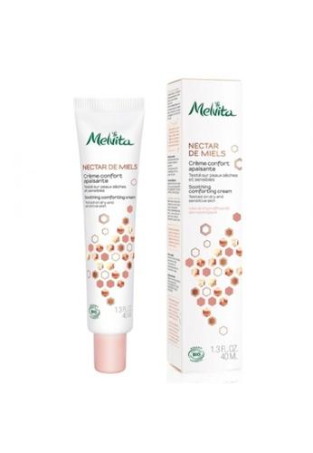 MELVITA Melvita Soothing Comforting Cream 40ml 15097BEBEECE2BGS_1