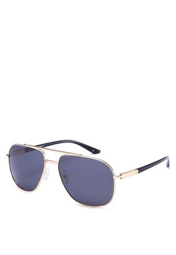 Privé Revaux 黑色 The Dealer Sunglasses PR660GL0RC2KMY_1