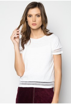 Short Sleeved Boxy Top