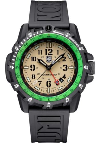 LUMINOX black LUMINOX LM3321 COMMANDO RAIDER MILITARY MEN'S WATCH E1835ACE96228EGS_1