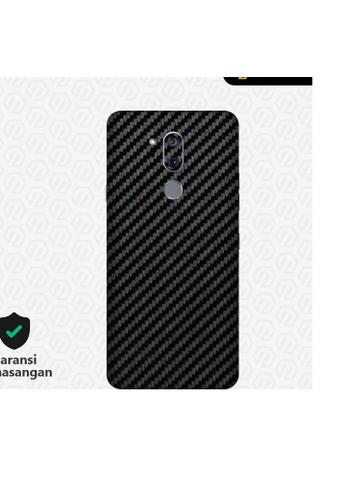 Exacoat LG G7 Skins Carbon Fiber Black - Cut Only 96D31ES930FF43GS_1