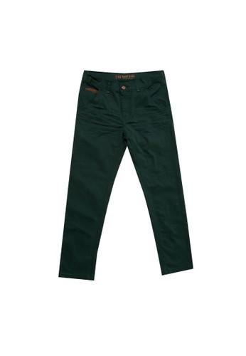 Twist Kids green Cl 3656 C Cott Stretch Hsxtra 9035EKAFB8EE16GS_1