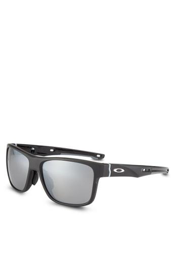 Oakley black Active Performance OO9371 Polarized Sunglasses OA636GL0RNJCMY_1