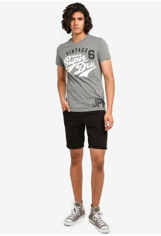 e5e8efd1ad6 45% OFF Superdry Stacker Duo Rework Classic Tee RM 169.00 NOW RM 92.90  Available in several sizes