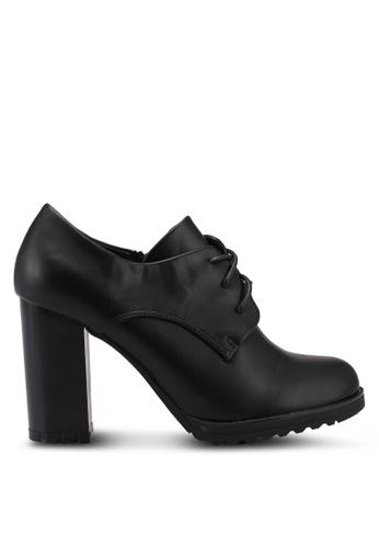 Noveni black Heel Boots 0E77ASHA5AB503GS_1