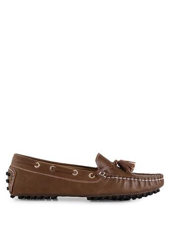 Elle Shoes brown EL 40085 EL820SH10CKZID_1
