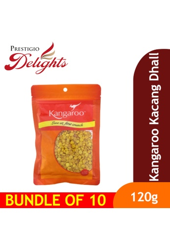 Prestigio Delights Kangaroo Kacang Dhall 120g Bundle of 10 1DA62ES7C25D5AGS_1