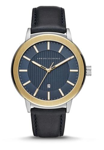 Armani Exchange blue Armani Exchange Maddox Blue Watch AX1463 5B781ACA33C60FGS_1