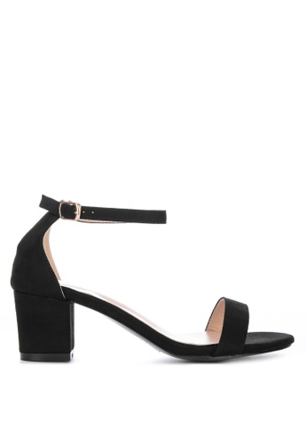 LND black Mayen Heels Sandals 00FF9SHAC53115GS_1