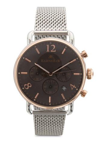 Investigatoesprit chinar 復古不銹鋼手錶, 錶類, 飾品配件