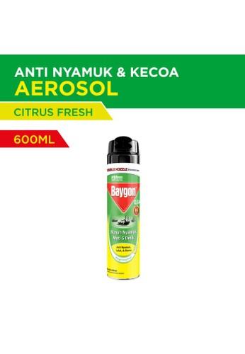 Baygon Baygon Aerosol Citrus Fresh 600ml 73C2EESEB2093CGS_1