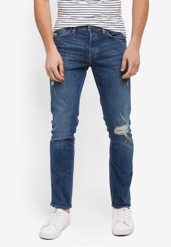 River Island blue Blue Regular jeans 98314AAE7B0EC6GS_1