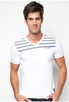 V-neck Slim Fit T-shirt