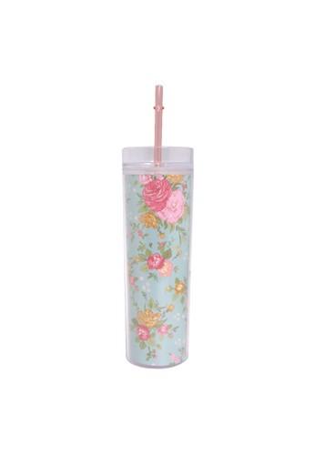 STROBERI pink Stroberi Pattern Tumbler -3 - Flower AA2F7ACE2B52BCGS_1