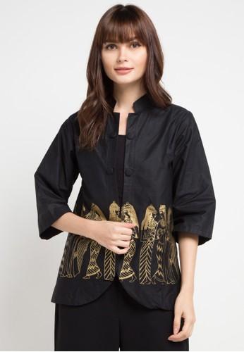 Batik Kaniz black Umbing 58A9BAAA2766C2GS_1