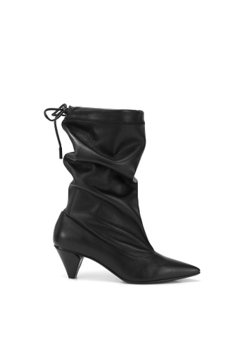 RABEANCO black RABEANCO NOORA Ankle Boots - Black FC076SH80FD829GS_1