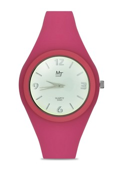 MJ Unisex Casual Analog Watch S065