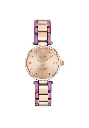 Coach gold Coach Park Carnation Gold Women's Watch (14503432) 7CD57ACFA5E2E3GS_1