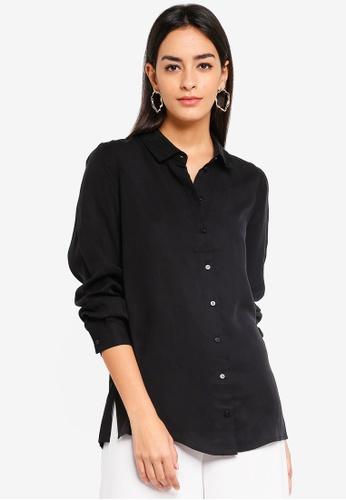 Vero Moda black Edinburgh Shirt 0DE21AA6B0A75AGS_1