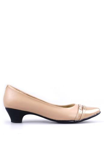 Ghirardelli beige Ghirardelli Heels Celeste - Beige GH325SH0V2GRID_1