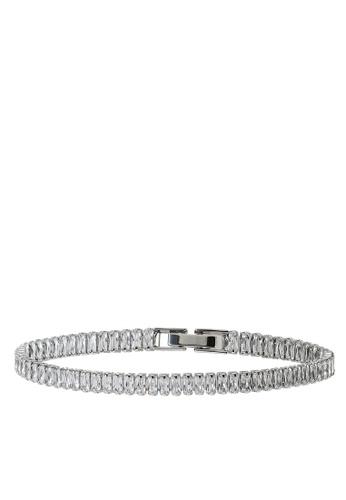 ALDO silver Weadia Bracelet 6C89DAC5CADF6AGS_1