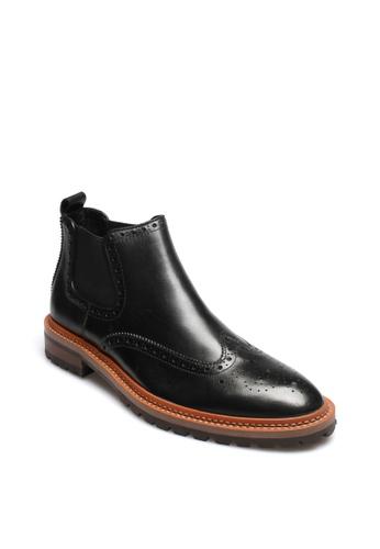 East Rock black Giles Men's Boots 3CD8ASH00DC52EGS_1
