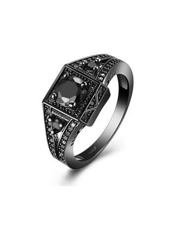 ADORA black Zircon Ring AA4EAAC1F27A56GS_1
