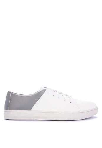 BENCH white Lace Up Sneakers 15C92SHE78A1CFGS_1