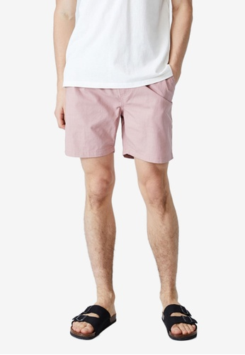 Cotton On purple Easy Shorts 6CB57AABD3A827GS_1