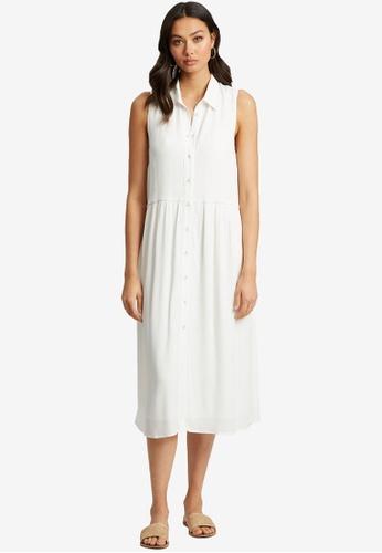 The Fated white Bondi Dress 7A870AAB2124E9GS_1