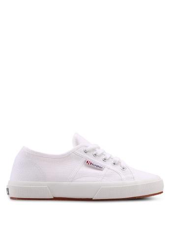 Superga white Plus Cotu Sneakers F4BEASHEDAC8A0GS_1