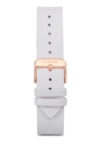 35mm 皮革錶帶, 錶類,esprit香港分店地址 皮革錶帶