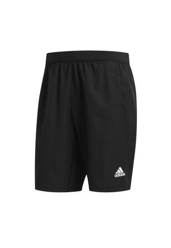 ADIDAS black 4krft sport woven 8-inch shorts 2D456AA96E09B8GS_1