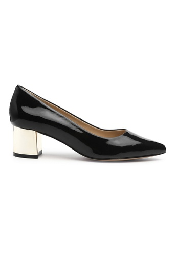 Byford black Helena Pointed Toe Heels AC433SHE483365GS_1