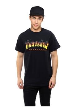 b61ade2c8e ... Discount. Your Choice. Thrasher black Thrasher BBQ T-Shirt Black  89FF0AA862333DGS 1