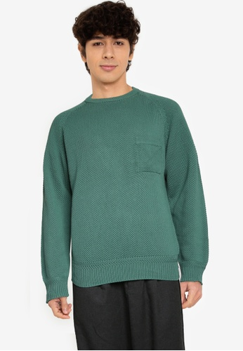 niko and ... green Knit Pullover D0003AA5BB774BGS_1