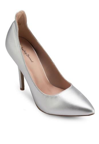 高鞋背尖頭高跟鞋,esprit 台北 女鞋, 鞋