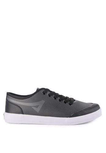 Ardiles black Bellarus Sepatu Sneakers 8F772SH1238336GS_1