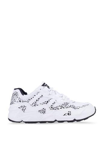New Balance 白色 Classic 850 Classic Running Shoes 5CAB4SH8AB7587GS_1
