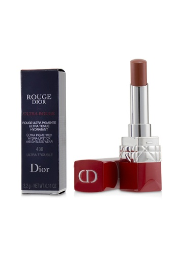 Christian Dior CHRISTIAN DIOR - Rouge Dior Ultra Rouge - # 436 Ultra Trouble 3.2g/0.11oz ED545BE6AF4A47GS_1