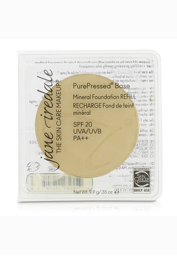 Jane Iredale JANE IREDALE - PurePressed Base Mineral Foundation Refill SPF 20 - Bisque 9.9g/0.35oz B58F7BEDA0E49CGS_1