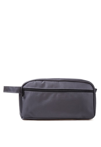 Stylesource grey Clutch Bag                     ST896AC65IBIPH_1